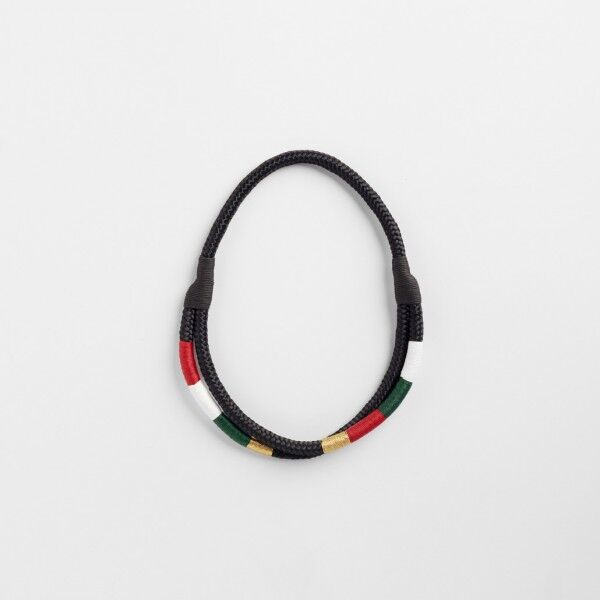 Double Ndebele Necklace - Plain