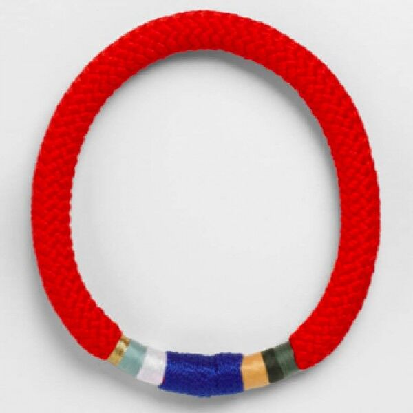 Thick Ndebele Necklace, PICHULIK, South Africa