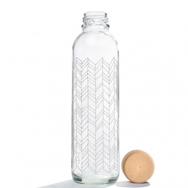 CARRY Glastrinkflasche 0,7l - Structure of Life, CARRY, Deutschland