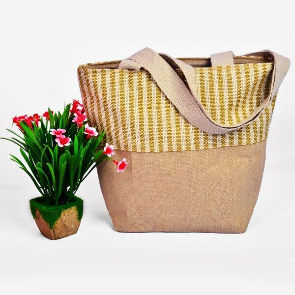 Haastika Sustainable Just Tote Bag